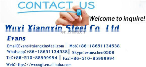 stainless Steel flat bar 321 310s for engineering structure