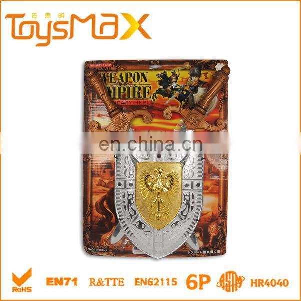 Cheap Price Wholesale Party Armor Plastic Shield for Children