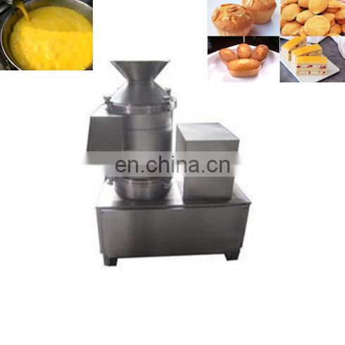 Industrial Food machine egg liquid breaker egg yolk breaking shell separate machine