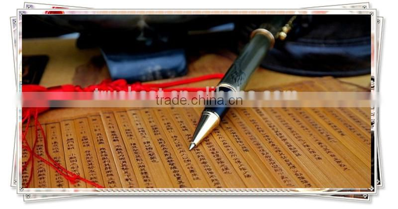 JH-D03 Jinhao golden /silver Dragon gift ball pen , Jinhao ballpoint pen