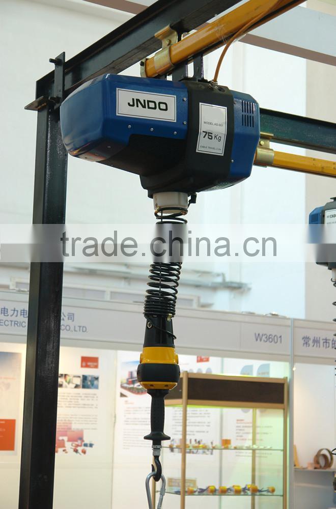 380v 5m intelligent electric wire rope hoist with hand control