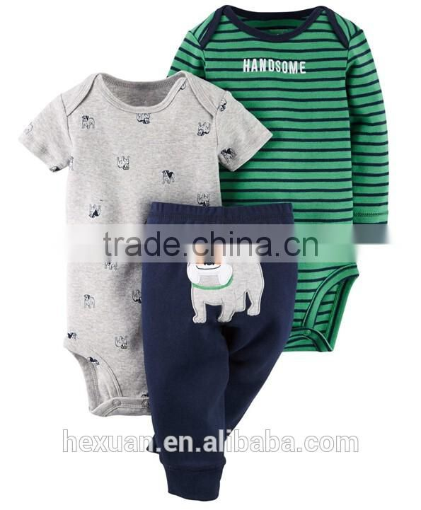 100% cotton baby romper clothes manufacturers china shanghai