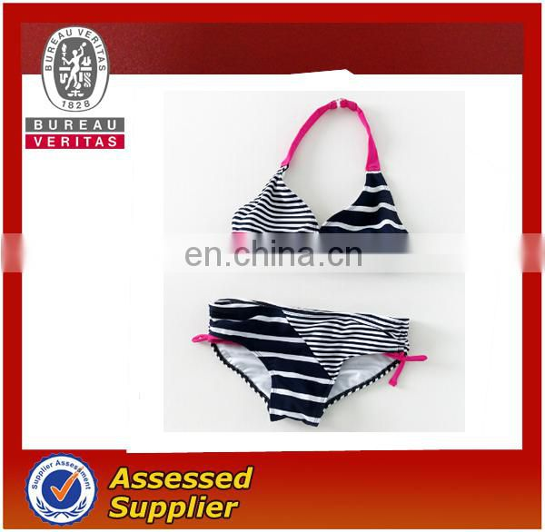 Hot sale latest girls sling bikini swimwear