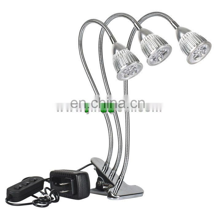 With Holder Clip Grow LED Light