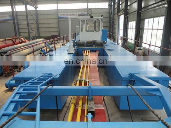 1400KW cutter suction dredger