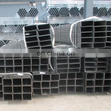 carbon structural steel rectangular tube