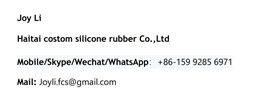 Haitai custom Silicone Rubber & Plastic Products manufacturer Co,.LTD.