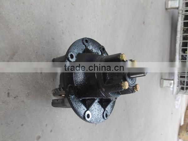 Chinese low price 1 speed tricycle differential