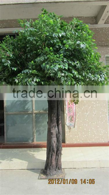 hot sale artificial white banyan trees