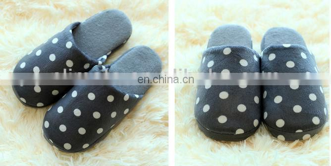 Promotional wholesale cheap slippers