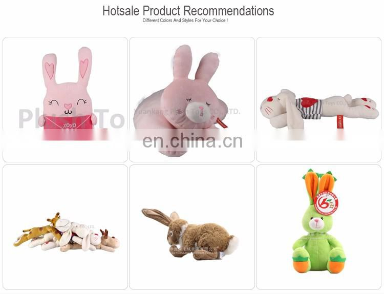 Cute Pencil Case Animal Shape Plush Pencil Case Toy for Kids