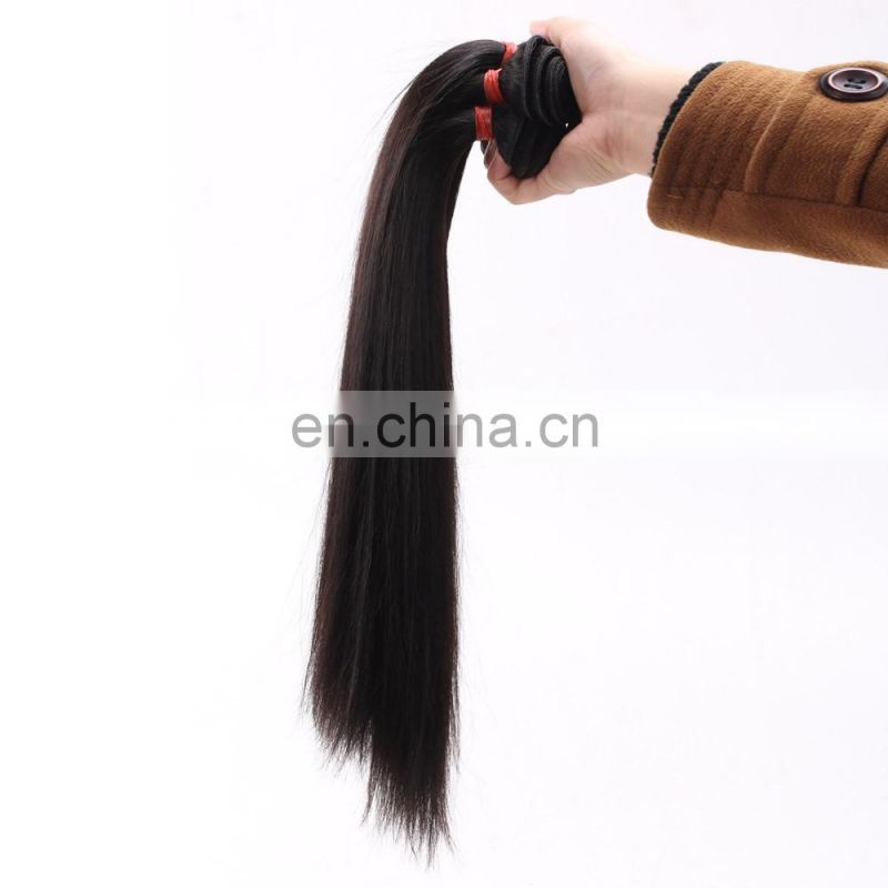 Wholesale human hair top quality straight cambodian hair for sale