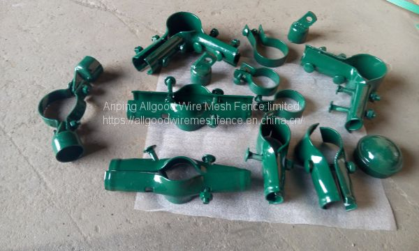 chain link fencing fittings accessories factory of chain