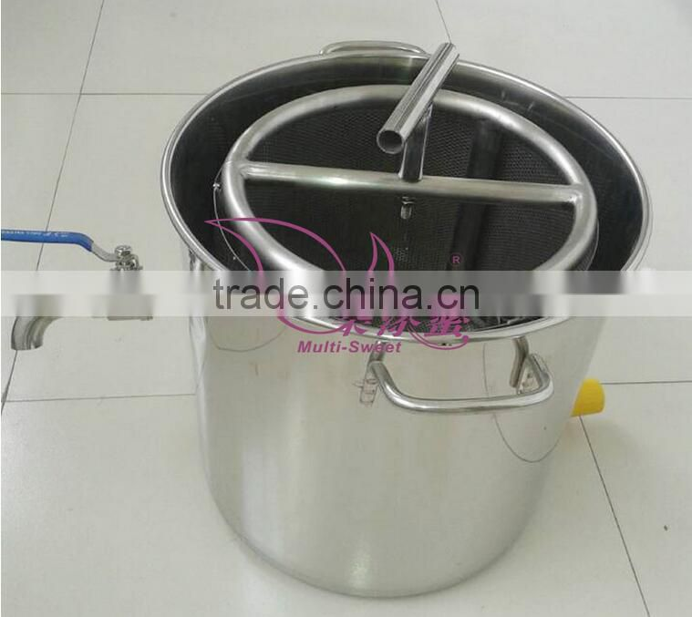 Bee wax melting device for sale