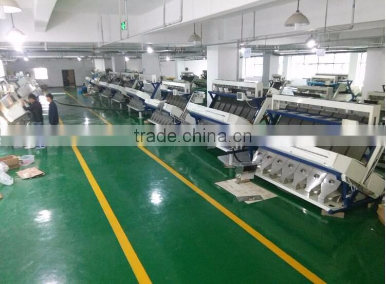 labour-saving raisin color sorter equipment/colour separation machine/color grader machine