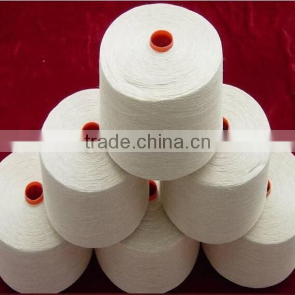 Factory price raw viscose ring spun yarn 40s/1 for spinning yarn