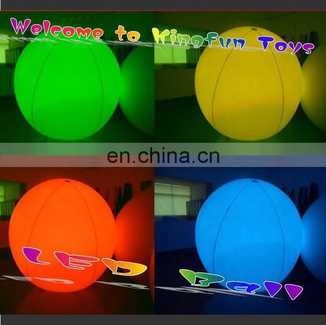 Hanging Lighting inflatable ball decor for party/event/club/festival