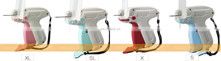 High Quality Wholesale Price Tag pin Gun/tag attaching tool/ textile Tag Gun
