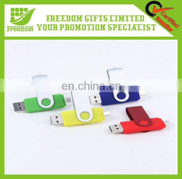 Fashonable Metal USB Flash Drive