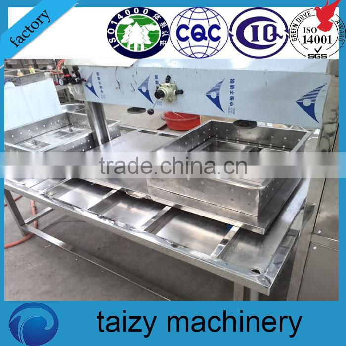 stainless steel machine tofu production line