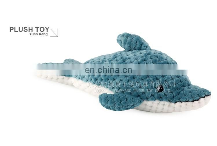 lovely cheap kid toy blue whale from china