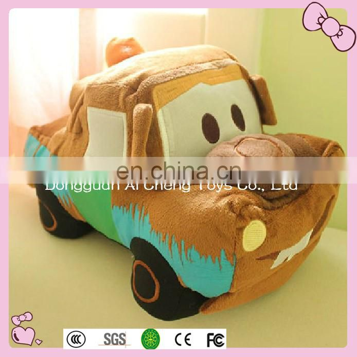 Factory customize train plush toy for sale