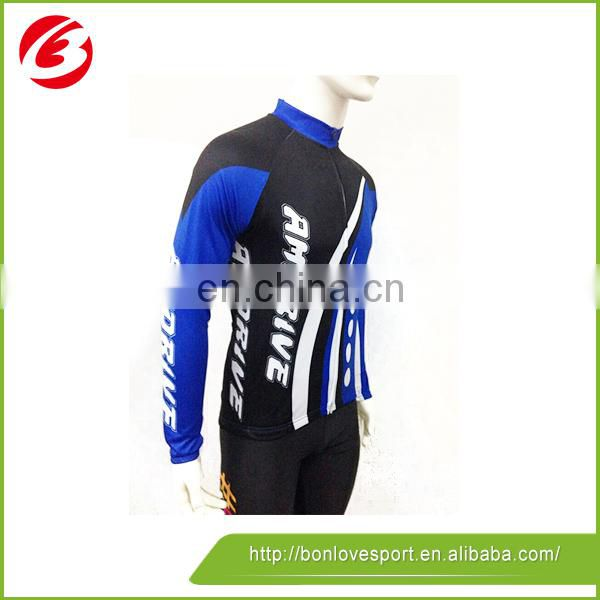 Colorful Custom Made Sublimation Printing Cycling Jerseys