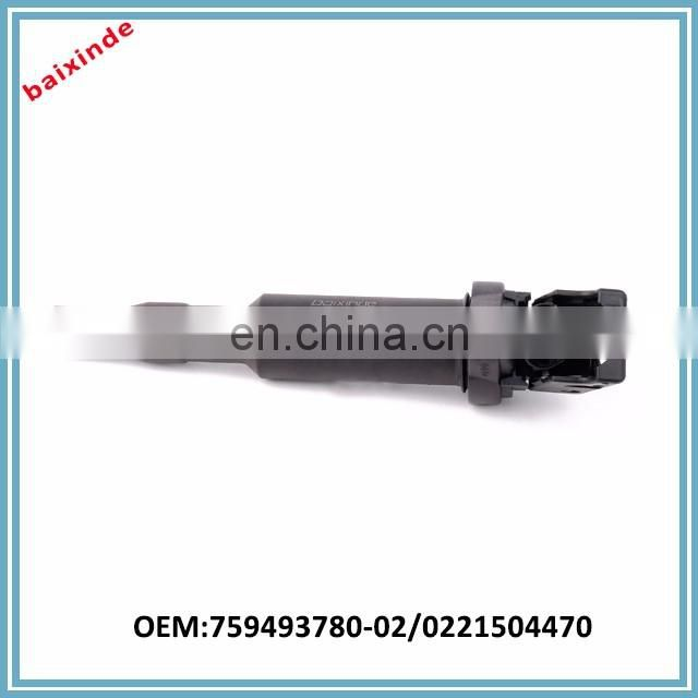 Made in Japan Ignition Coil OEM 0221504470 0221604115 For BMW1 Min 325 523 E46 E60