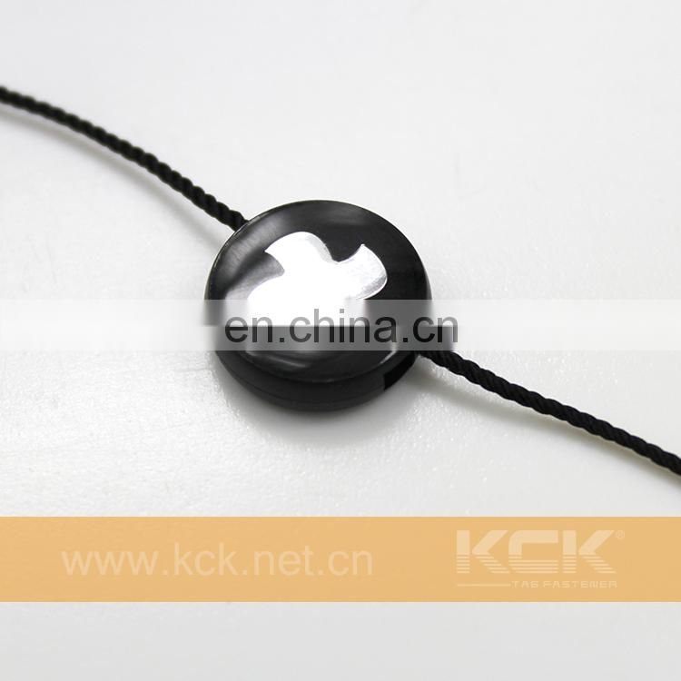 [Trade Assurance ] Garment plastic seal tag,Quality string seal tag