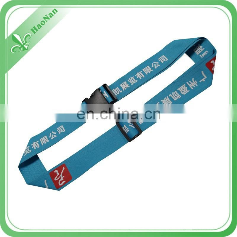 hot selling new design luggage webbing belt