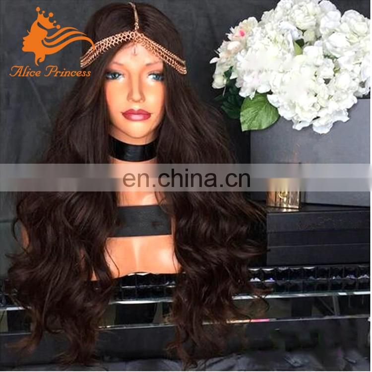 150 density body wavy full lace wig cheap human hair lace front wigs 8A Grade Brazilian hair wigs