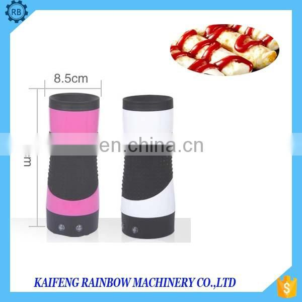 Delicious electric egg roll and sausage making cup convenient and easy operation breakfast making cup