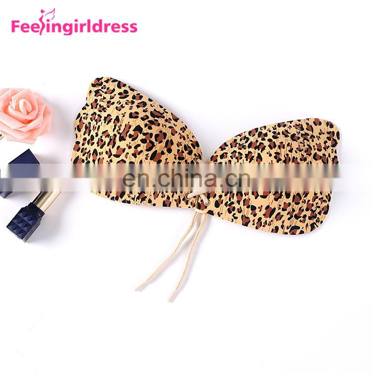 High Quality Self Adhesive Magic Strapless Fly Very Sexy Push Up Bra