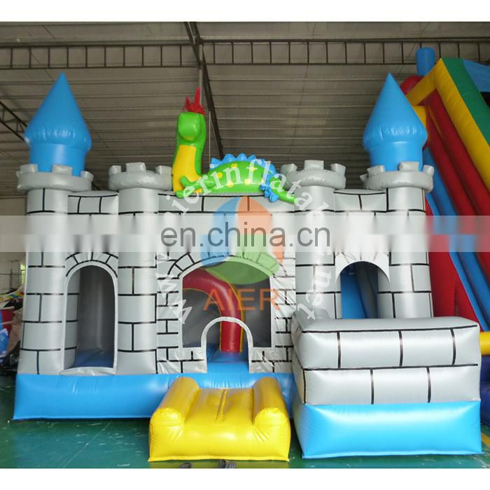 Best selling inflatable bouncer /dinosaur inflatable castle / inflatable air castle for sale