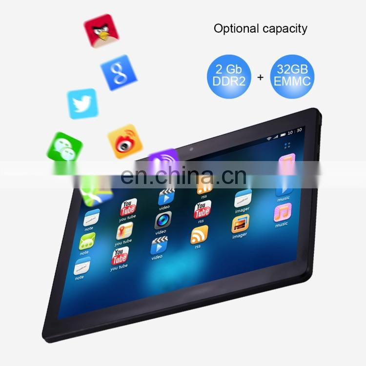 Newest 3G Call Tablet, 10.1 inch, 2GB+32GB,Android 6.0 MT6580 Quad Core 1.3GHz, Support OTG & GPS & FM &WiFi & Dual