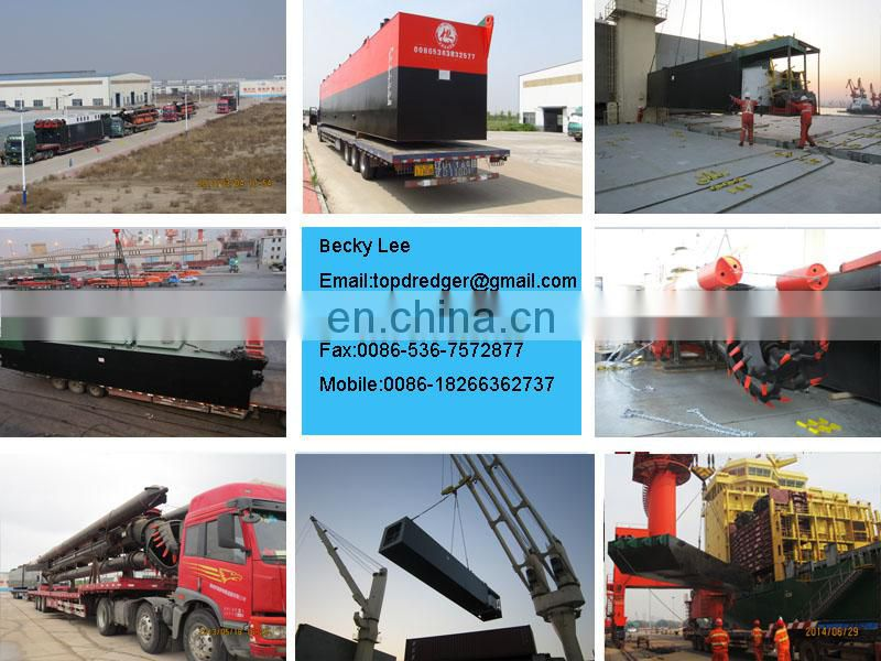 China dredger low price in stock