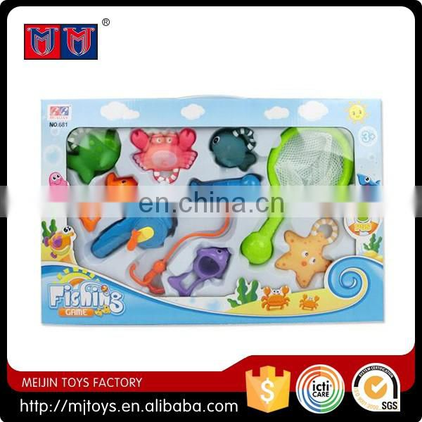 Meijin Hot series cheap plastic sand beach toys set for kids