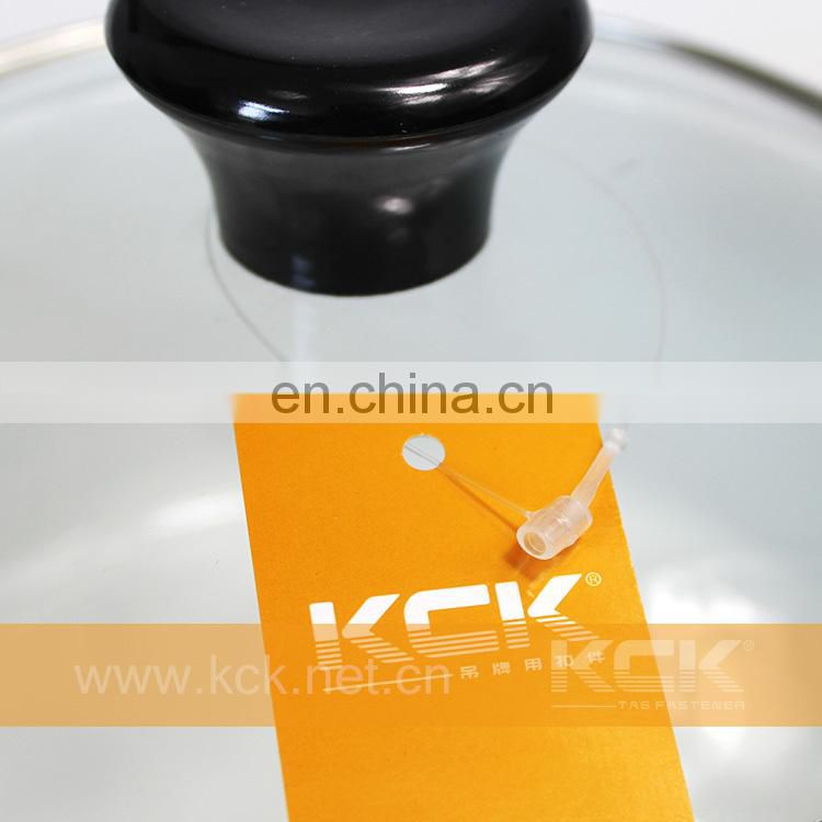 China KVL7 loop pin fastener with label for pot