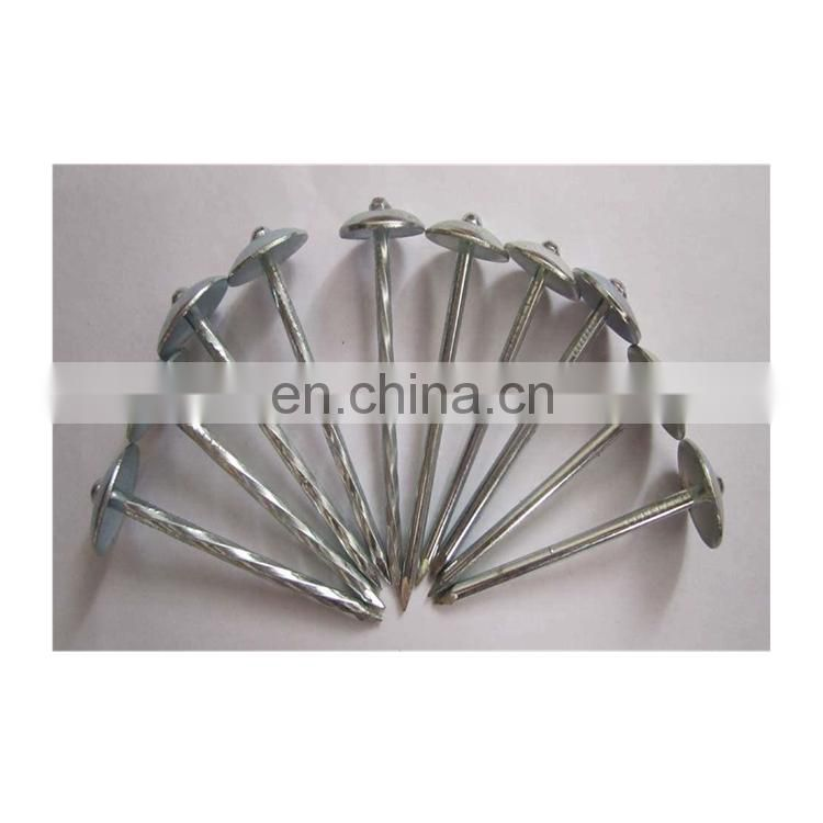 wholesale hot-selling corrugated roofing nails for shingles