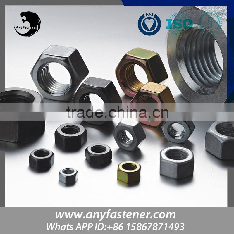 NBFATN Ningbo China high quality high strength and fastener manufacture hex bolt and nut