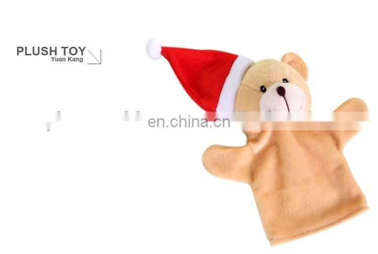 Plush Soft Plush Christmas Warm Lovely Fingers Gloves