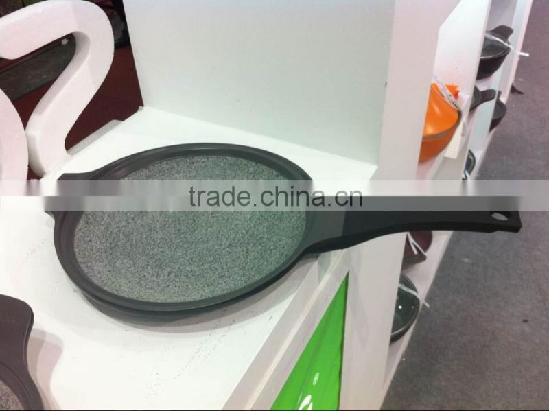 100% nature Granite stone cookware of pizza panel for oven