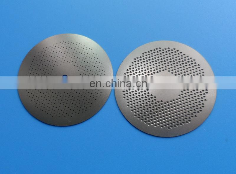 Low price stainless steel speaker grill sheet metal mesh for speaker