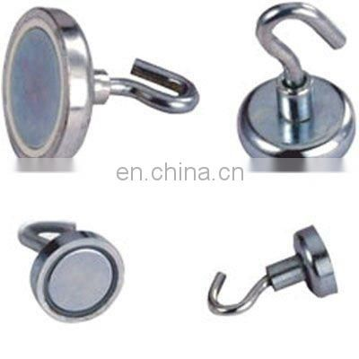 ferrite magnet hook with high quality