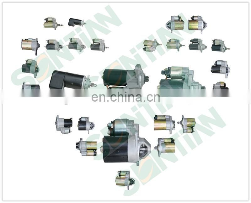 China Zhejiang Wenzhou Songtian High Performance Starter motor 6Q6 955 711