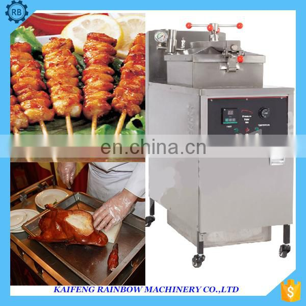 Electric/Gas Model Chicken/Duck Pressure Fryer Deep Fryer Machine