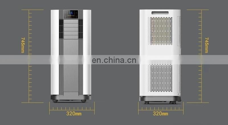 Mobile air conditioners 9000BTU airconditioning