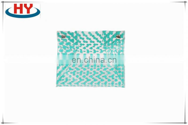 High quality Guangzhou PVC cosmetic bag pvc tissue box