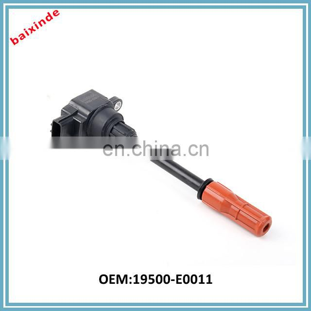 Baixinde Brand Ignition Coil Price 19500-E0011 High Voltage Ignition Coil