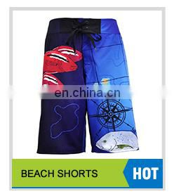 Moisture Wicking Sublimated Custom Beach Towel Fish Patterns